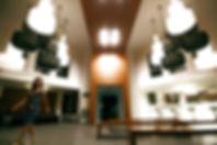 Magnfiic Hotel lobby
