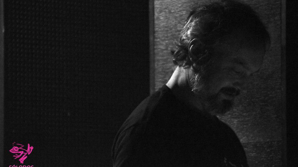 Afonso Castro director técnico Sólodos En Danza Ourense 2019