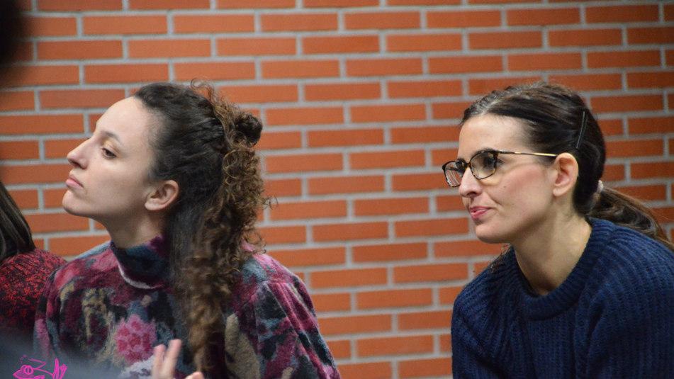 Encontro participantes Sólodos En Danza Ourense 2019