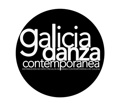 logo galicia danza contemporanea cadrado