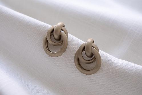 C in C Earrings
