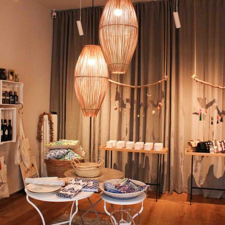 Schöne Dinge, erfrischende Ideen und mediterrane Lebensfreude im LEMONI Store