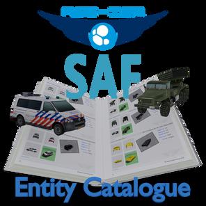 SAF Entity Catalog