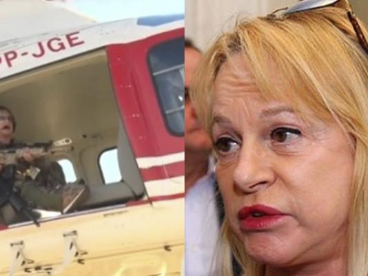 Deputada ridiculariza Polícia e governo de Goiás por não capturarem Lázaro Barbosa
