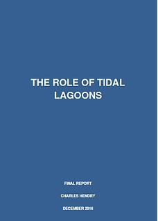 The role of tidal lagoons United Kingdom