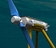 nova innovation turbine ocean energy