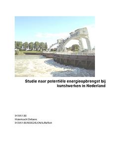 Studie naar potentiele energieopbrengst