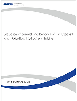 2014 EPRI fish survival axial flow small