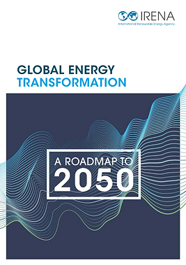 IRENA Global energy transformation towar