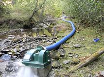 scott hydro electric turbine