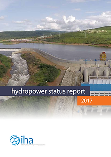 hydropower status report 2017