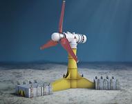atlantis tidal turbine