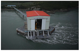 Uldolmok Tidal Current Power Pilot Plant