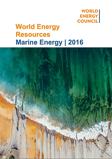 World Energy Resources Marine Energy | 2016