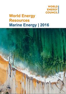 World Energy Resources Marine Energy | 2016