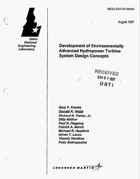1997 US development of system design con