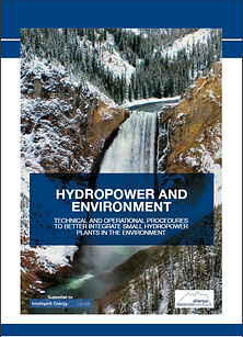 hydropower and the enironment