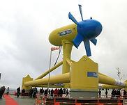 Sabelle tidal turbine