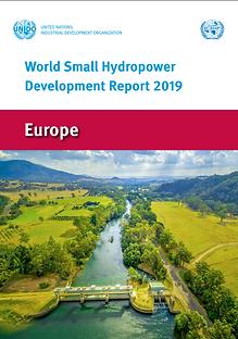 World Small Hydropower development repor