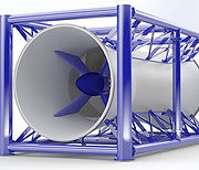 fishflow tidal turbine