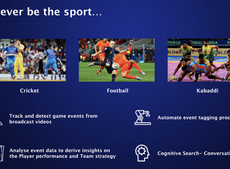 Sports Event Tagging Automation (SETA)- An Overview