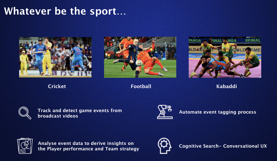 Automated sports event tagging