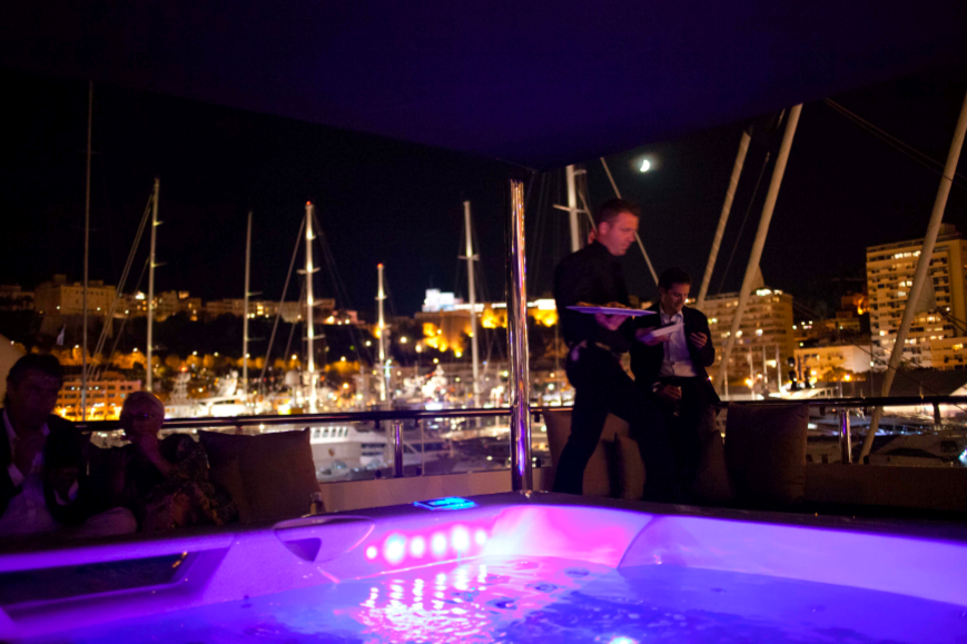 Corporate Yacht Party, Monaco