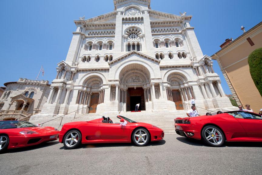 Wedding, Monaco Cathedral