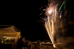 Wedding Fireworks, South of France