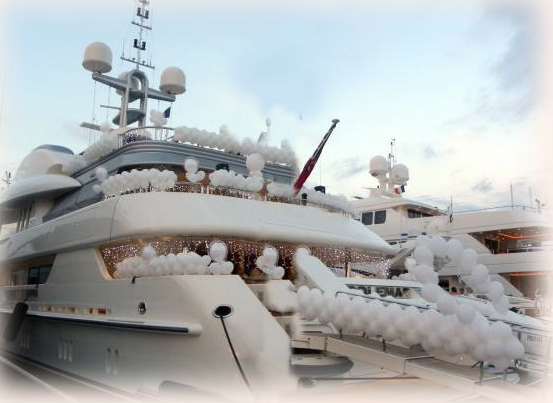 VIP Private Yacht Party, 60m, Cannes