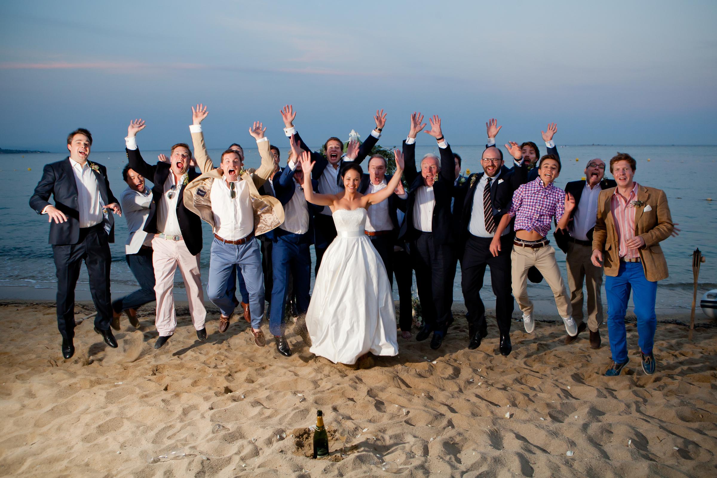 Caroine & Christopher's Wedding