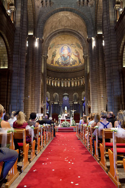 Wedding, Monaco Cathedral