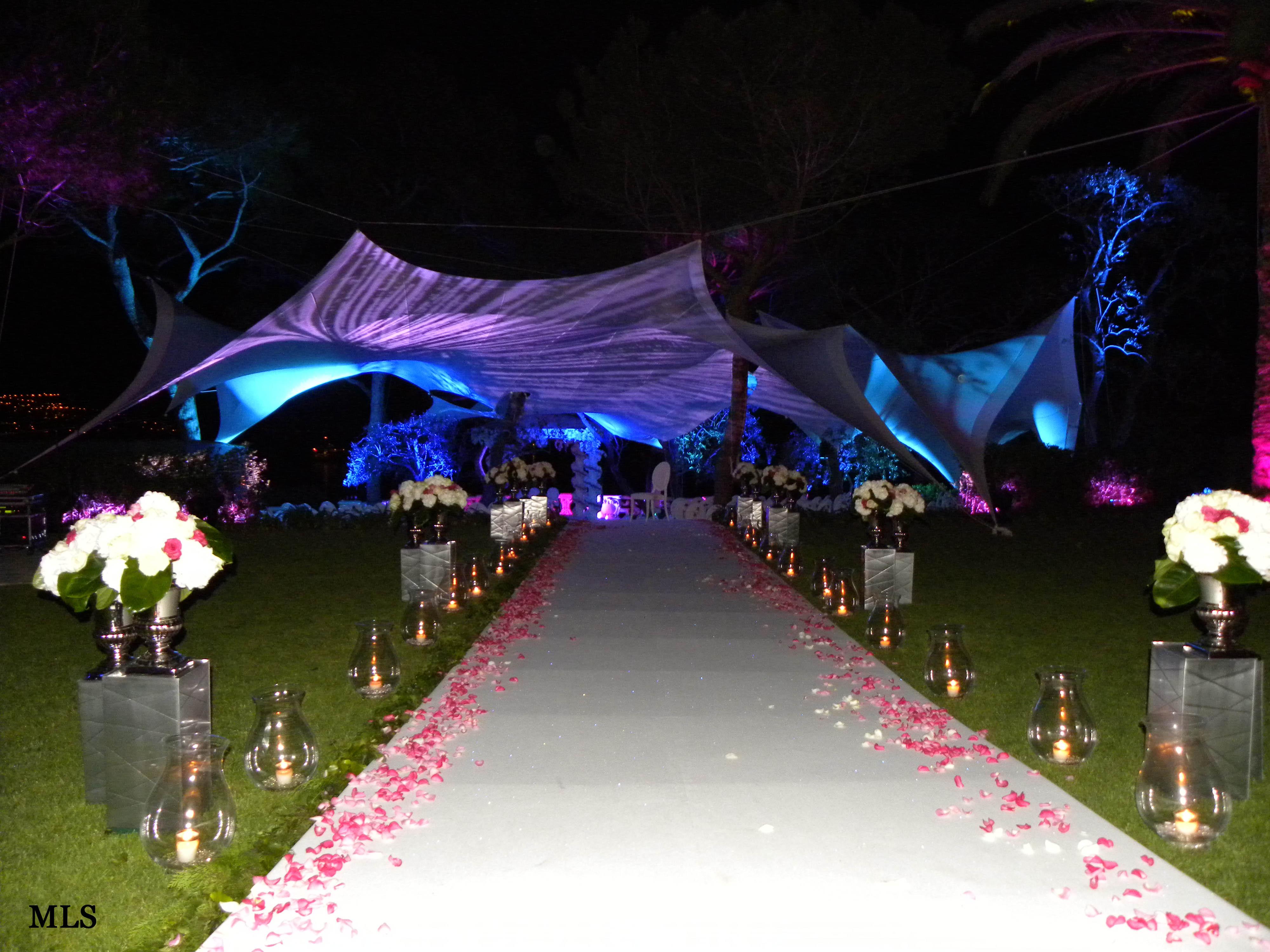 Wedding Marquee & Decoration
