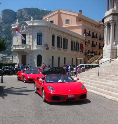 Wedding cars, Ferrari