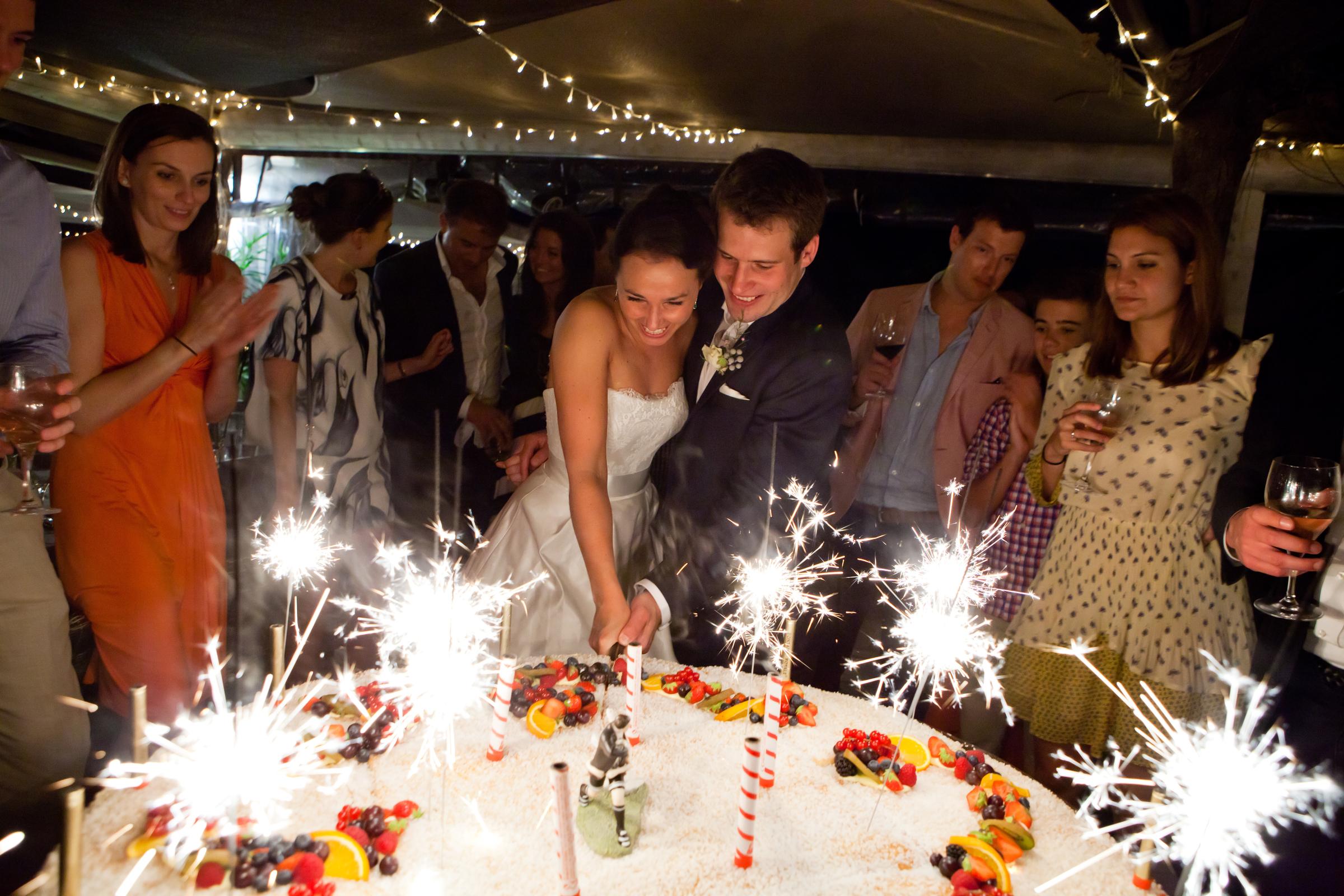 Wedding Cake, Tarte Tropezienne