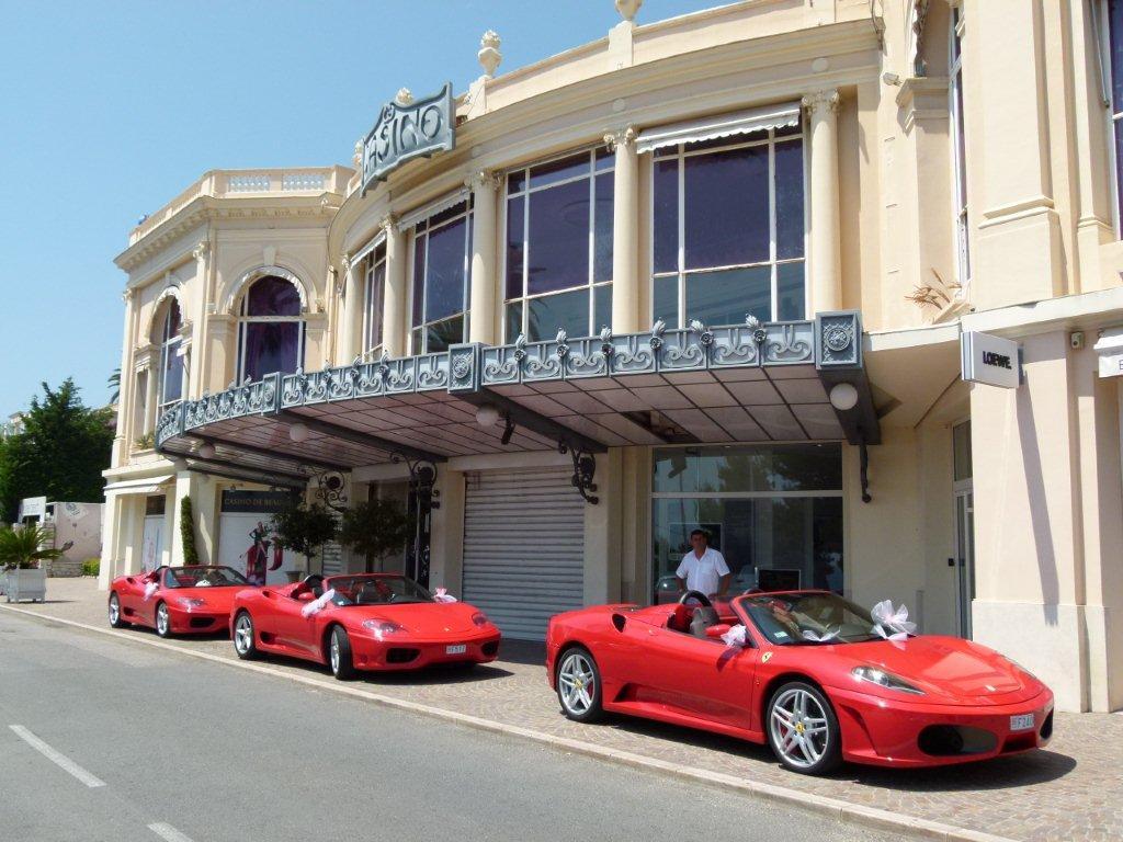 D - Ferrari 01