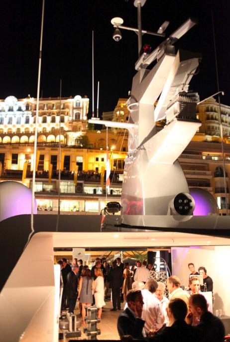 Yacht Party 60m Yacht, Monaco