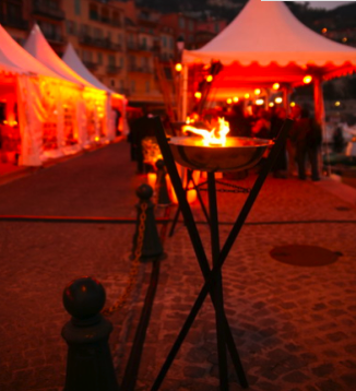 Fire Lantern
