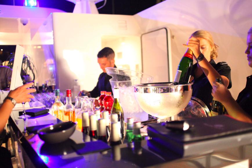 Yacht Party, Monaco