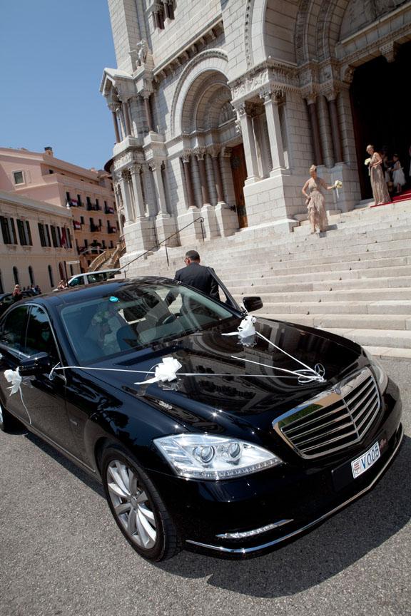 Wedding Car & Chauffeur, Monaco