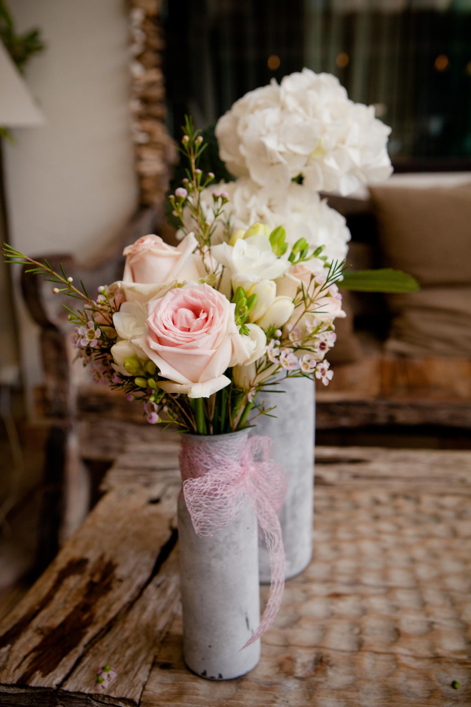 Wedding Flowers, Cote d'Azur