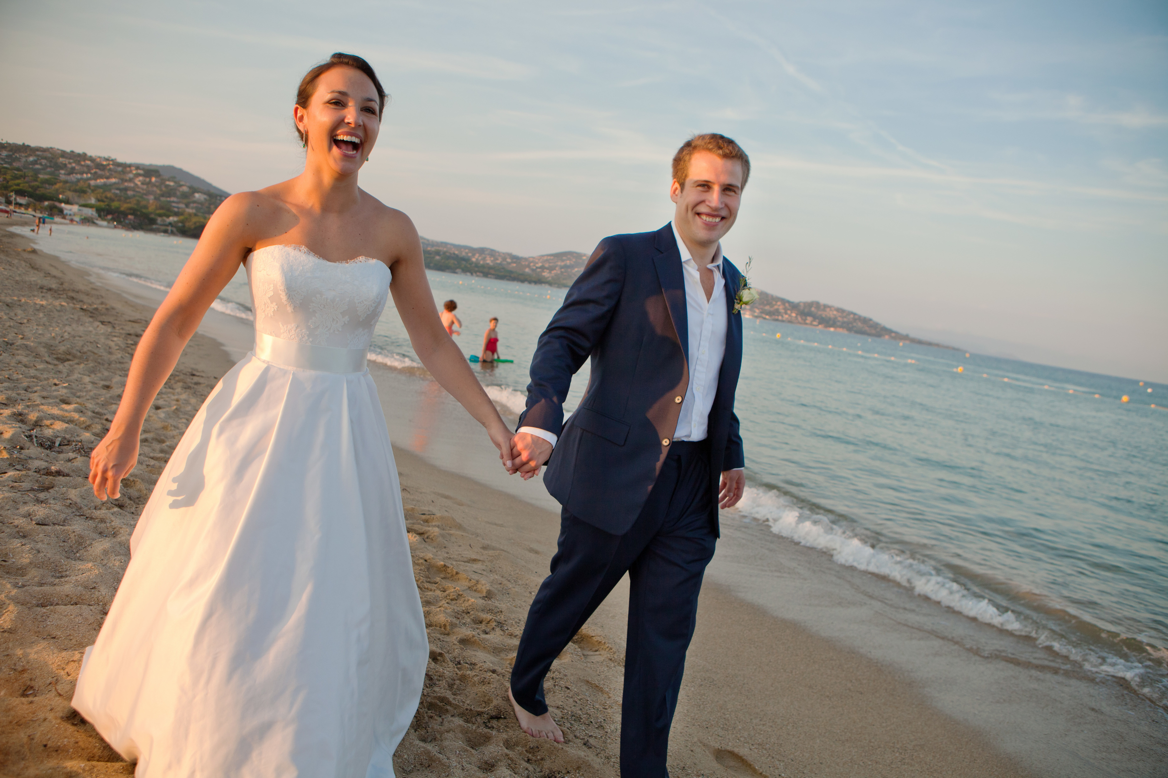 Caroline & Christophers Wedding