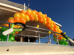 Tennis Theme 50m Yacht Party.JPG
