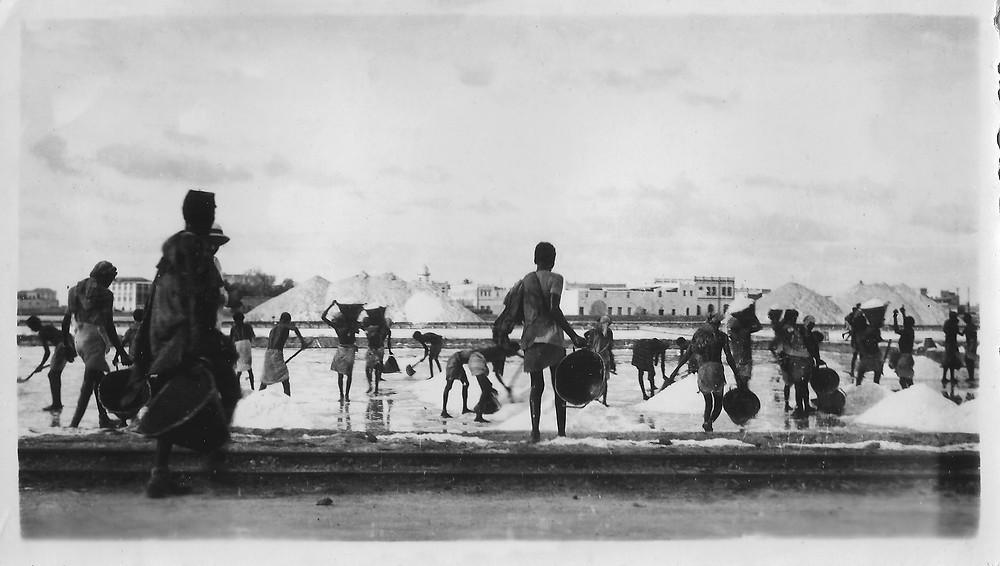 Djibouti, années 30