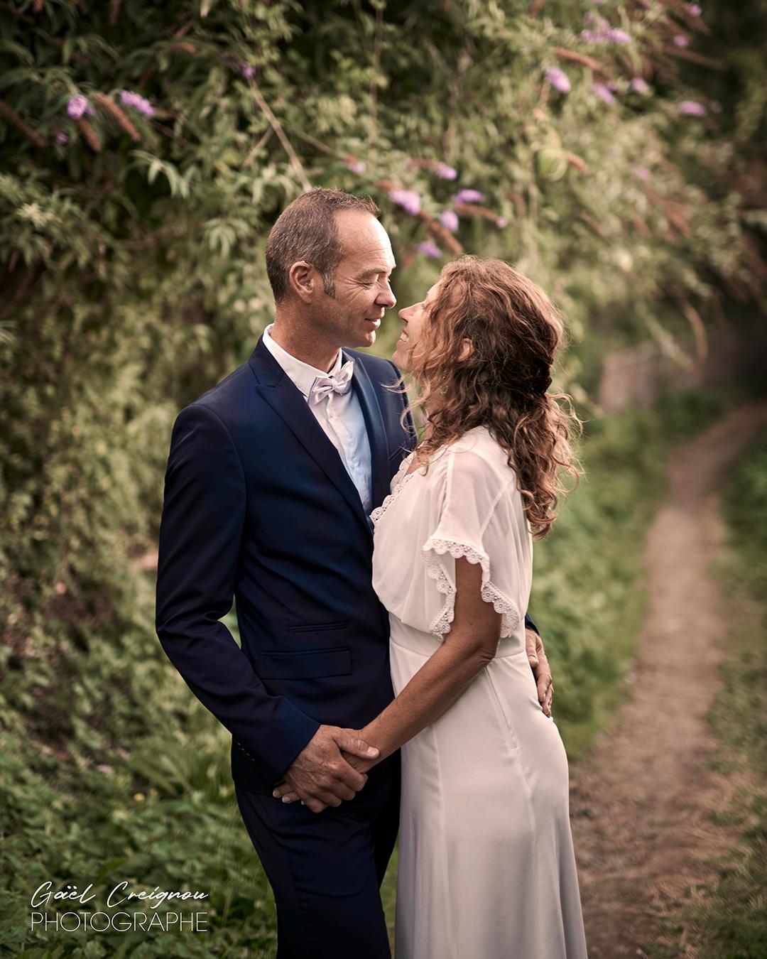 photo de mariage bretagne