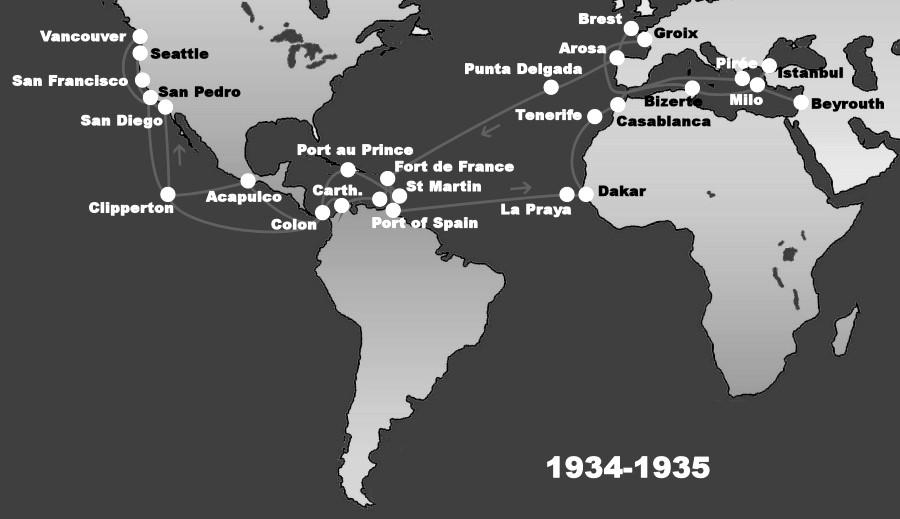 carte campagne marine française