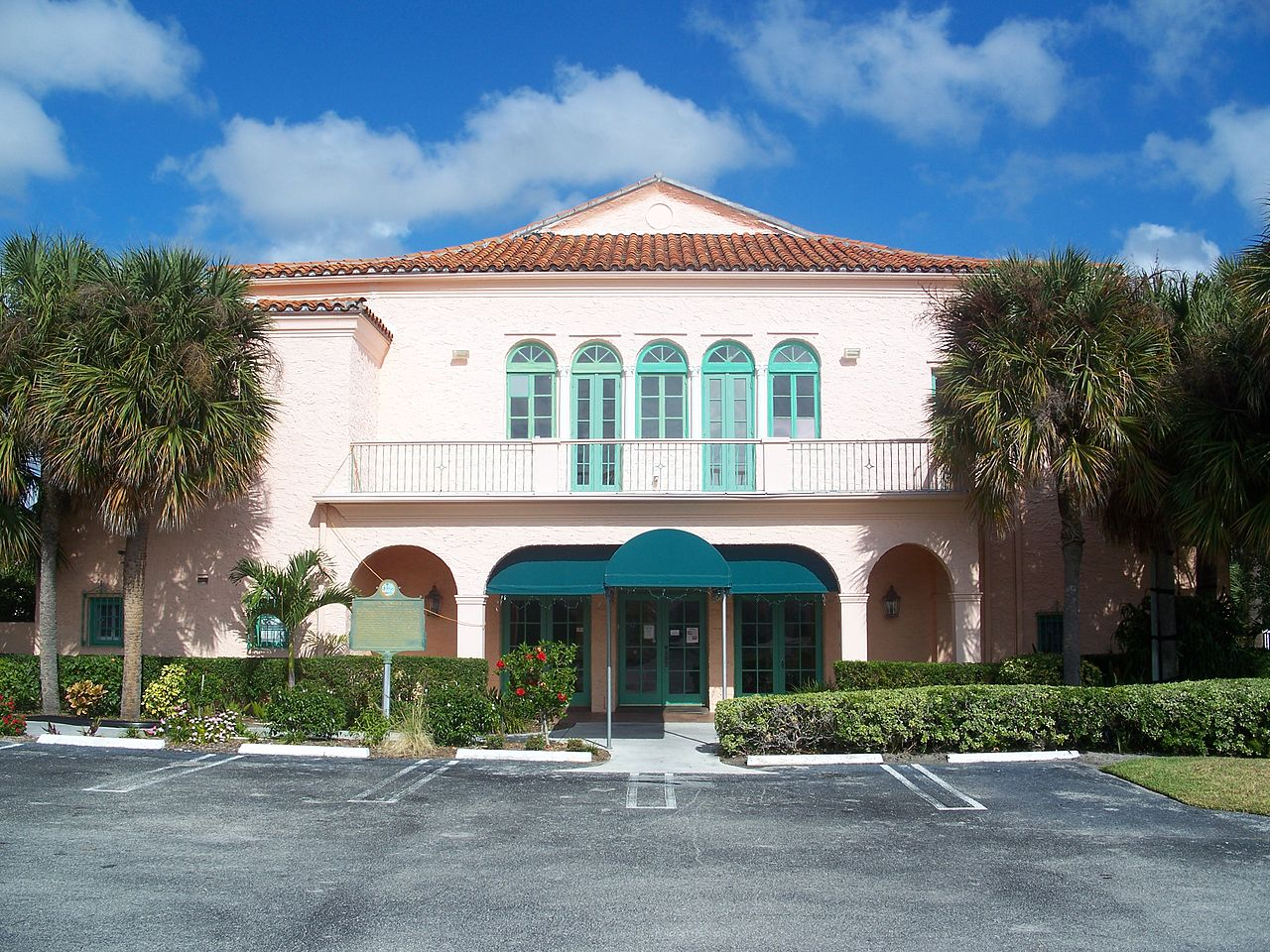 Boynton Beach Woman's Club