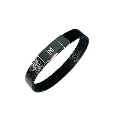 LM Leather Bracelet