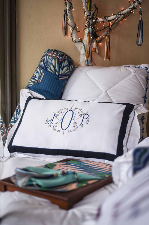 The Amalie Accent Sham