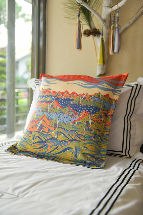 Habilin Throw Pillow Sham